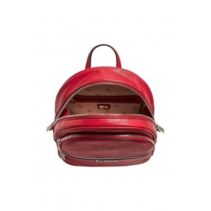 Women's Red Backpack