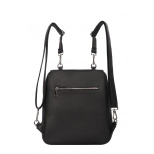 Black Women's Backpack