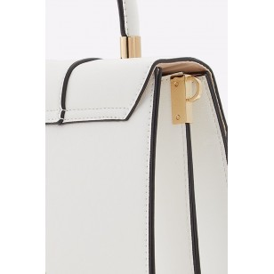 BERTRA - White Women's Cross Bag