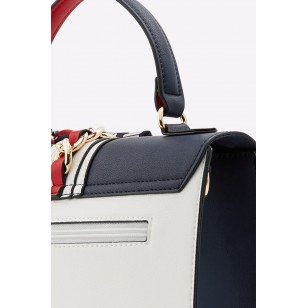 White Women's Shoulder and Handbag